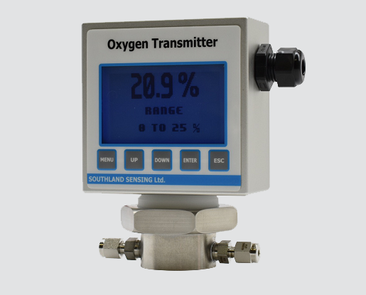 XRS-500完全可配置在线PPM或常量氧气分析仪Online PPM or Percent Oxygen Analyzer Fully Configurable